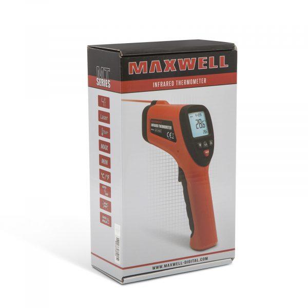 Digitalni infrardeči termometer -50°C - +380°C