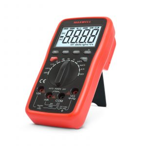 Digitalni multimeter Maxwell 5v1 - z USB povezavo za PC