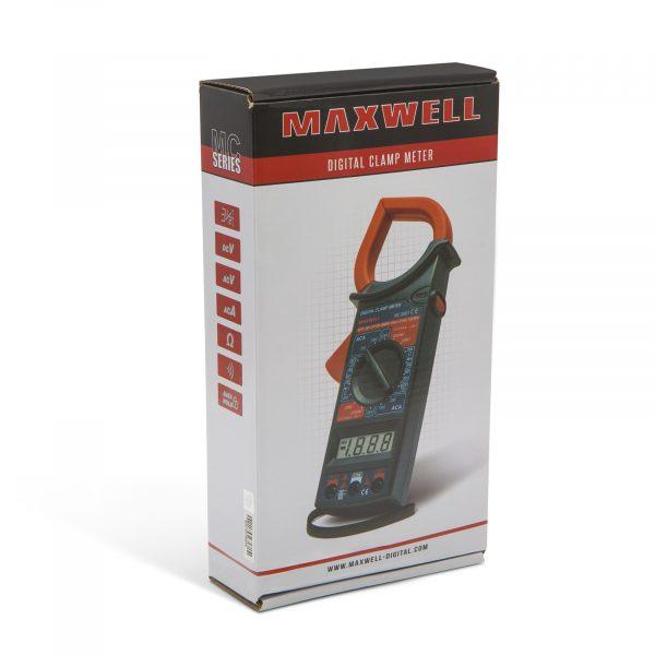 Digitalni multimeter Maxwell z meritvijo upora