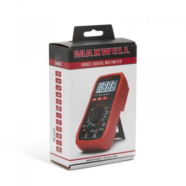 Digitalni multimeter Maxwell - žepni