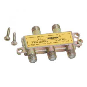 F razdelilnik - 5-900 MHz