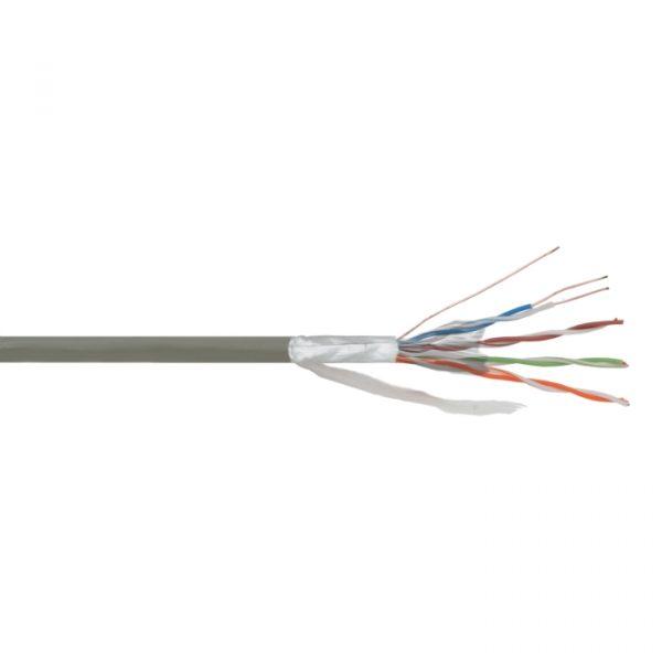 FTP Ethernet kabel CAT5e - trdni vodniki - 305 m / karton