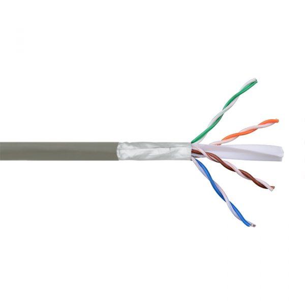 FTP Ethernet kabel CAT6 - trdni prevodniki - 305 m / karton