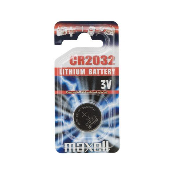 Gumbna baterija - CR 2032 - Li • 3 V