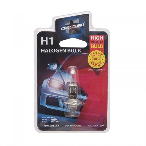 Halogenska avto žarnica H1 55W 12V