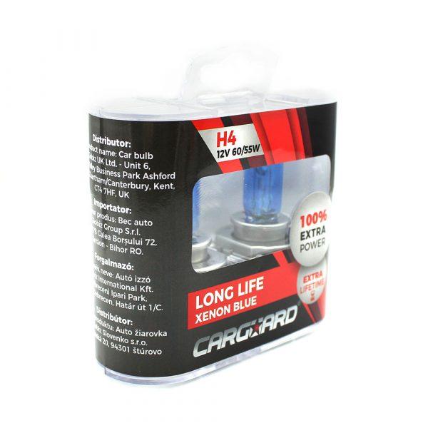 Halogenska žarnica - H4-12V-60/55 W - 2 kos / škatla