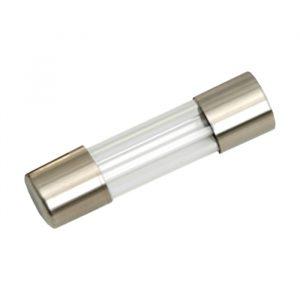 Hitro delujoča cevna varovalka - 5 x 20 mm - 6,3 A