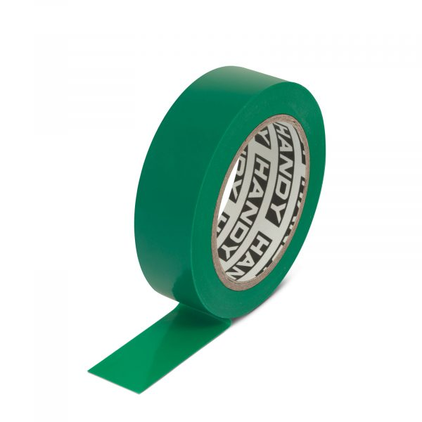 Izolacijski trak - 19 mm · 10 m - zelen