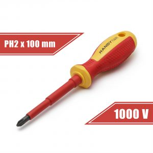 Izvijač - PH2 x 100 mm - do 1000V