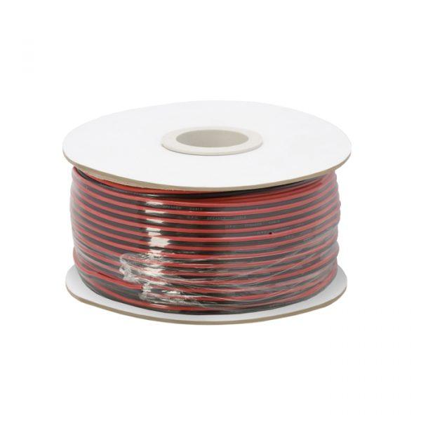 Kabel za zvočnike 2 x 0,35 mm² - 100 m / zvitek