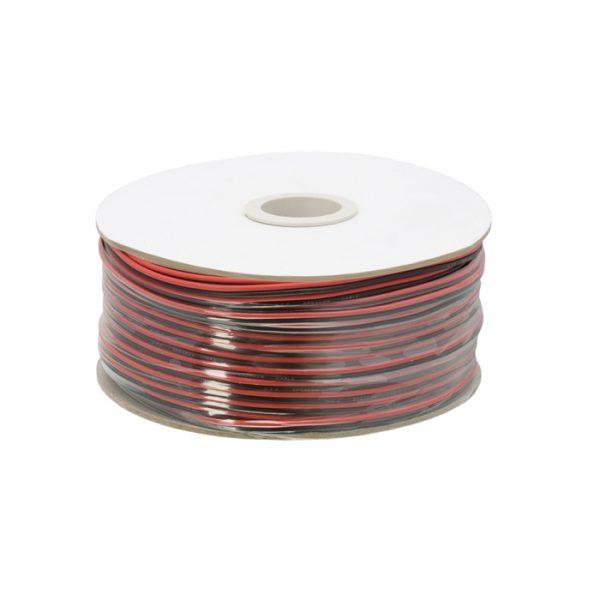 Kabel za zvočnike 2 x 0,50 mm² - 100 m / zvitek