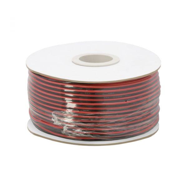 Kabel za zvočnike 2 x 0,75 mm² - 100 m / zvitek