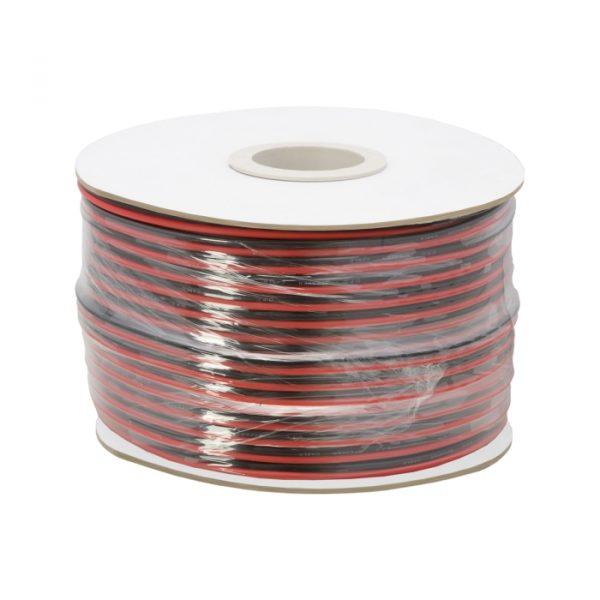 Kabel za zvočnike 2 x 1,00 mm² - 100 m / zvitek