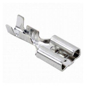Kabelski čevelj - vtičnica - 2,8 mm