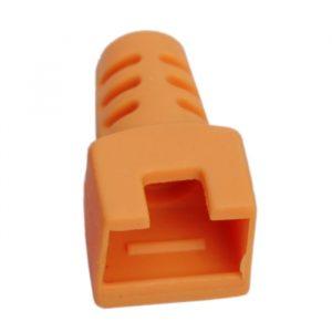 Kapica za 8P8C konektor - oranžna