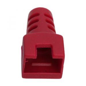 Kapica za 8P8C konektor - rdeča