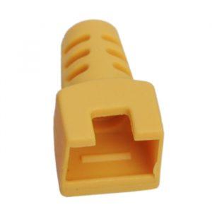 Kapica za 8P8C konektor - rumena