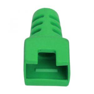 Kapica za 8P8C konektor - zelena