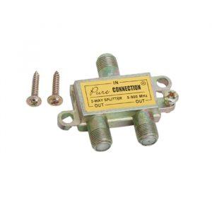 KOAX razdelilec 1v2 5-900 MHz