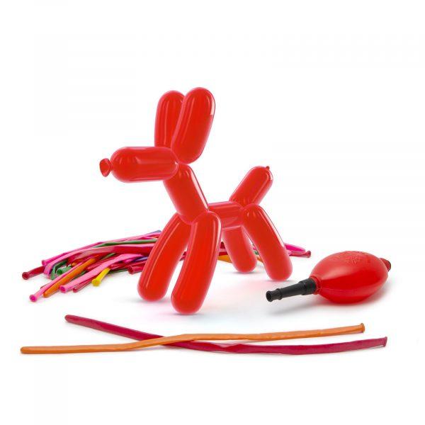 Komplet balonov za sestavljanje - s črpalko, 20 kosov
