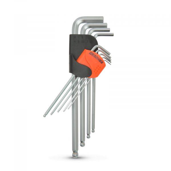Komplet imbus ključev (velik) od 1,5 do 10 mm