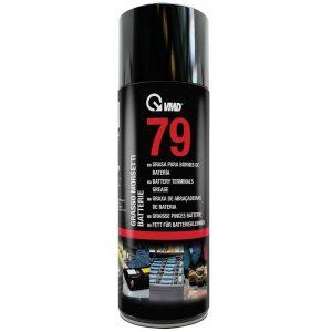 Kontakt sprej za akumulatorje (zaščita, stik) - 400 ml