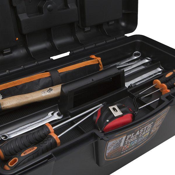 Kovček za orodje - 550 x 300 x 260 mm