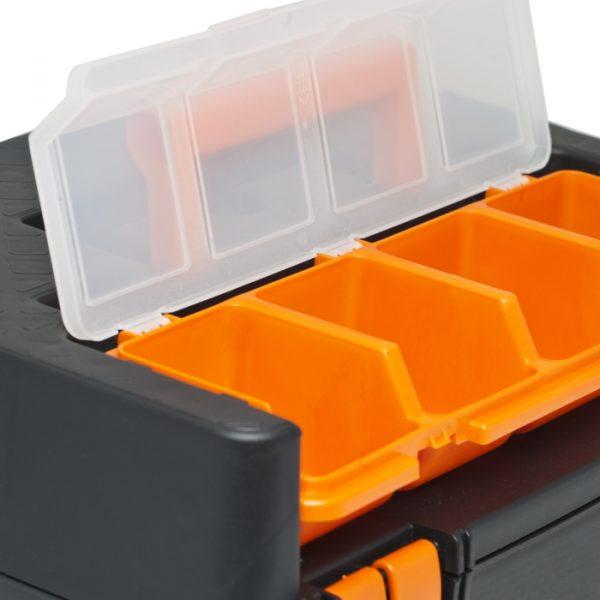 Kovček za shranjevanje orodja - 380 x 295 x 160 mm