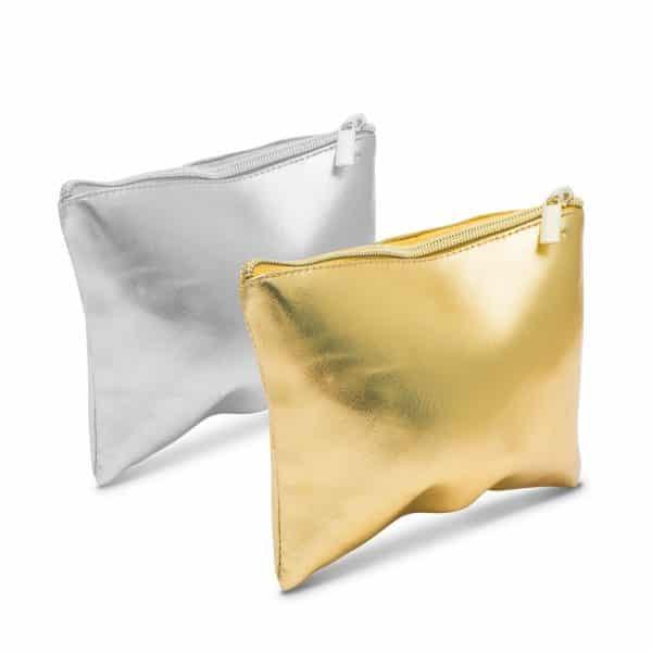 Kozmetična torba - mat, 14 x 17,5 cm, 2 barvi