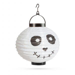 Lanterna za noč čarovnic - 1 LED - duh - 2 x AAA