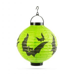 Lanterna za noč čarovnic - 1 LED - netopir - 2 x AAA
