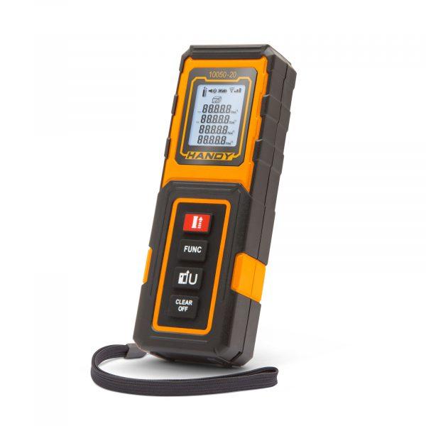 Laserski LCD merilnik razdalje do 20m