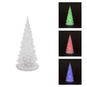 LED božično drevo - 12 cm