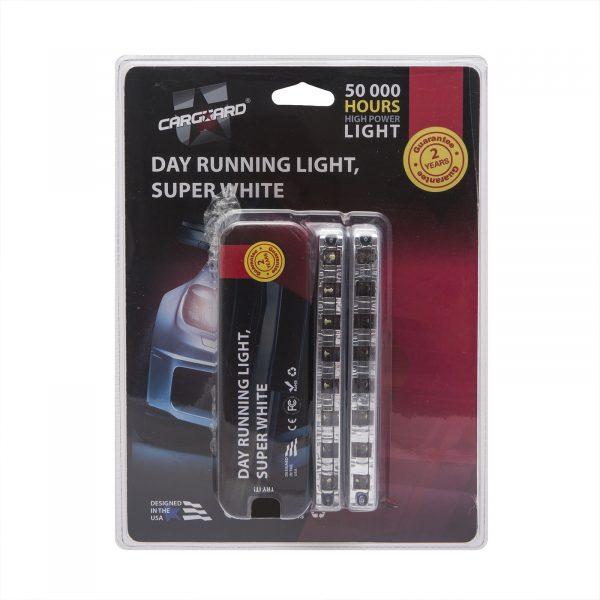 LED dnevne luči 8W homologirane