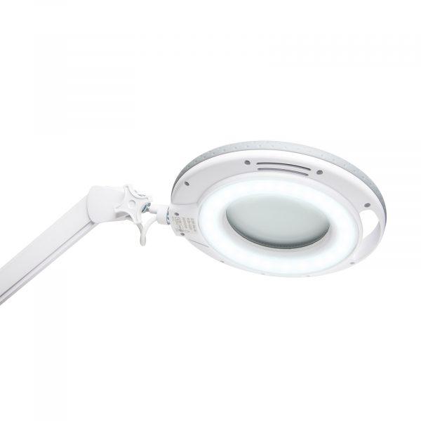 """LED namizna svetilka za povečevalno lečo - brez leče -  5 """"- 130 mm"""