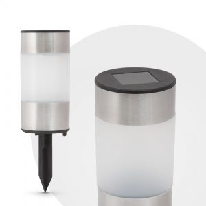 LED solarna svetilka - 13 cm
