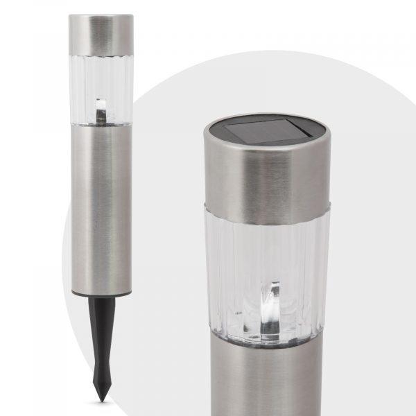 LED solarna svetilka - 20 cm