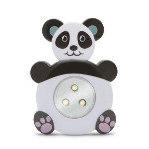 LED svetilka s potisnim stikalom - panda