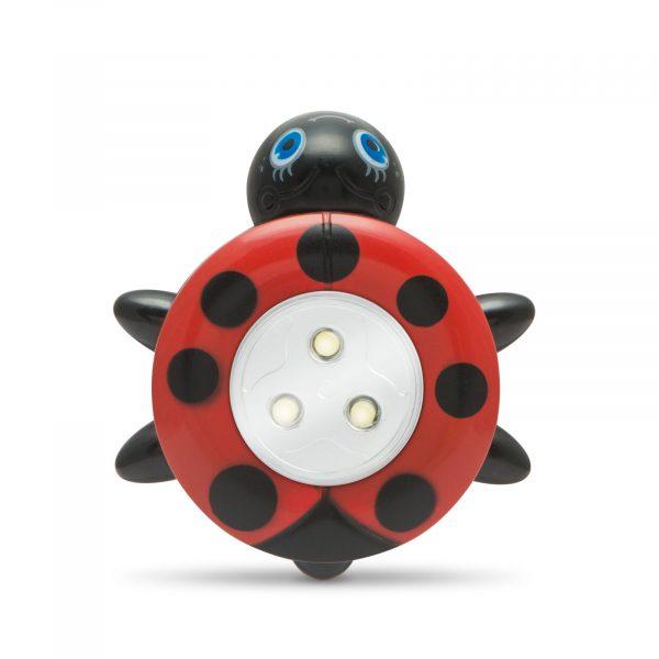 LED svetilka s potisnim stikalom - pikapolonica