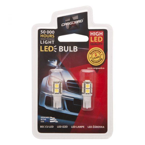 LED žarnica - sijalka, 1,25 W • DC12V, 2 kos. / blister