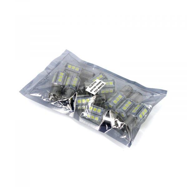 LED žarnica - sijalka - 5W • BA15D • 290 lumnov - 10 kosov / paket