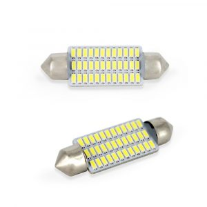 LED žarnica - sijalka - Sofit 10x 41 mm - 1,5W - 252 lumnov - 36 LED - 2 kos / blister