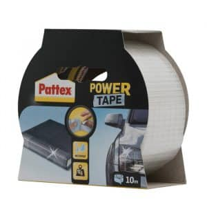 Lepilni trak Power tape - prozoren - 10 m