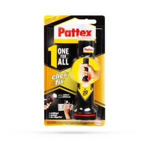 Lepilo Pattex One For All Click & Fix - 30g