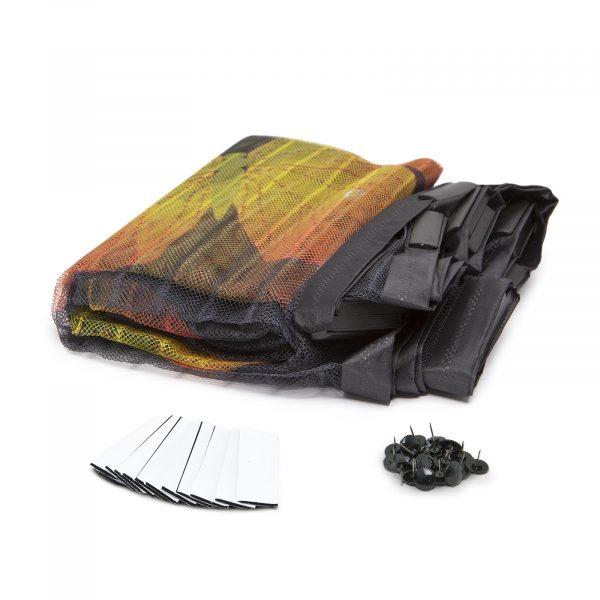 Magnetna zavesa proti komarjem za vrata 100 x 210 cm - metuljčki