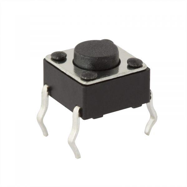 Mikro stikalo - 1 vezje - 0,05 A - 12 V DC - (OFF) - ON