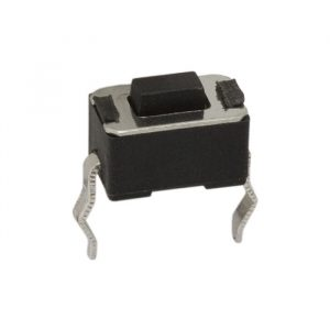 Mikro stikalo - 1 vezje - 0,05 A - 12 V DC - OFF - (ON)