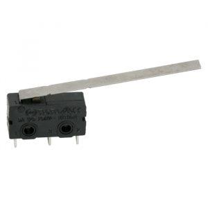Mikro stikalo - 1 vezje 5(2) A - 250V - ON-(ON)