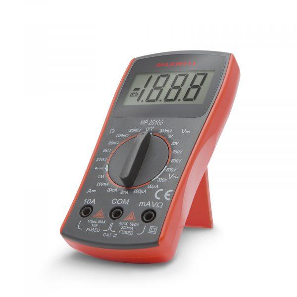 Mini digitalni multimeter Maxwell