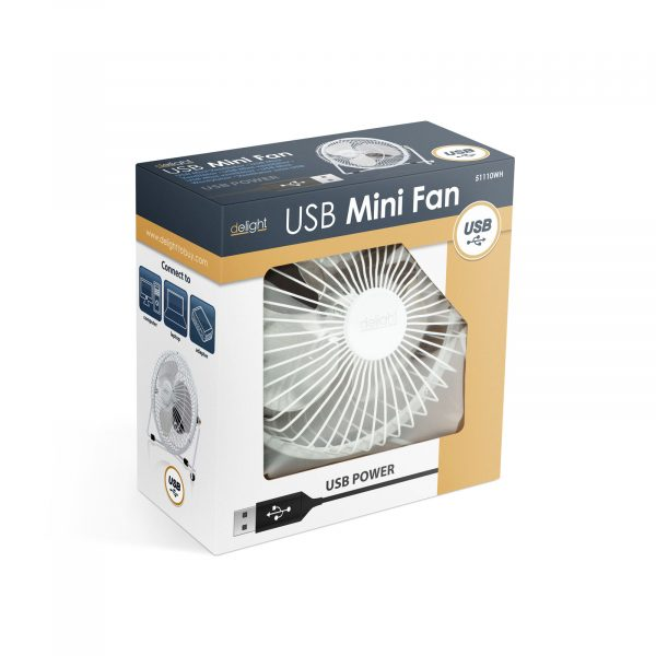 Mini USB ventilator bel